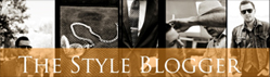 Style Blogger: Men's style blog by 'America's best dressed real man'